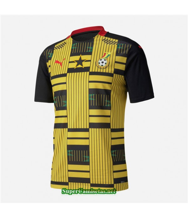 Tailandia Segunda Equipacion Camiseta Ghana 2020/21