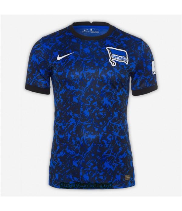 Tailandia Segunda Equipacion Camiseta Hertha Berlin 2020/21