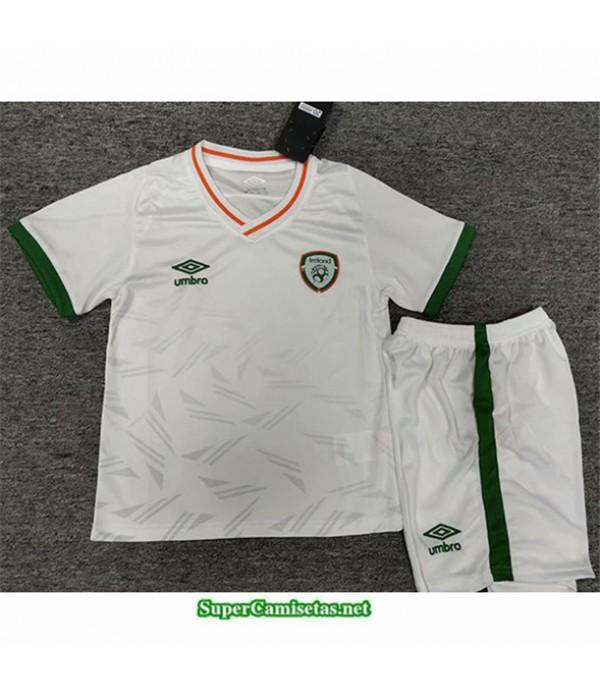 Tailandia Segunda Equipacion Camiseta Irlanda Niño 2020/21