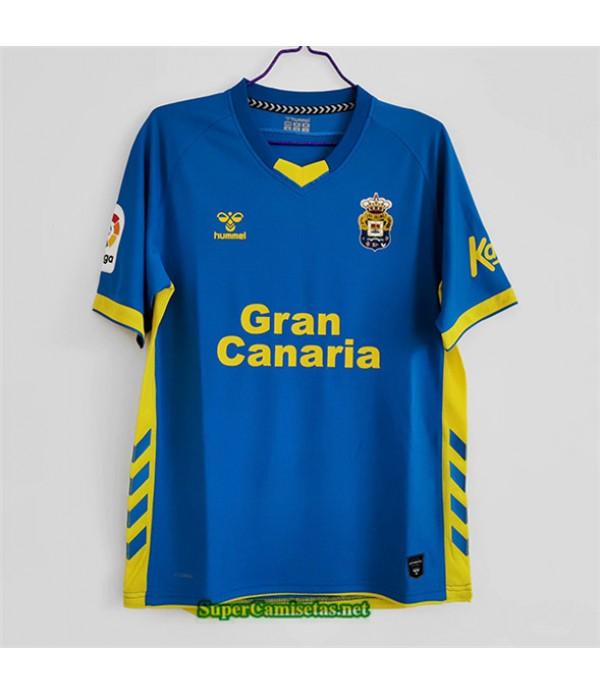 Tailandia Segunda Equipacion Camiseta Las Palmas Azul 2020/21