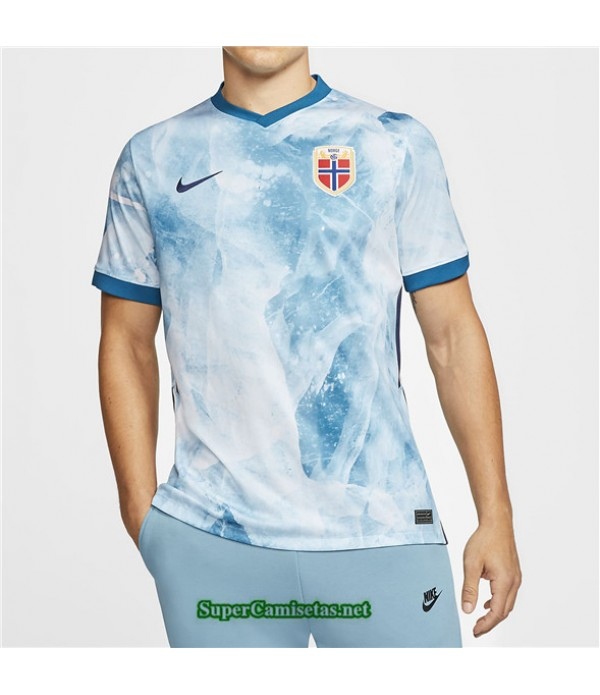 Tailandia Segunda Equipacion Camiseta Noruega 2020/21