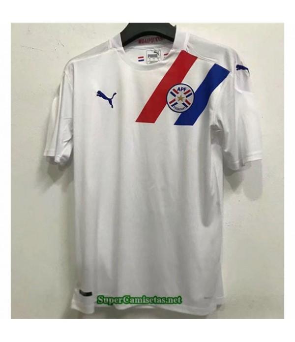 Tailandia Segunda Equipacion Camiseta Paraguay 2020/21