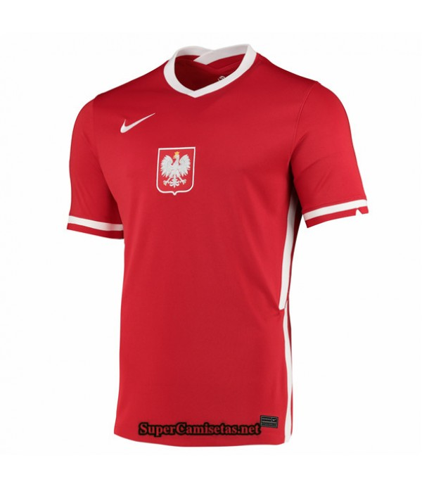 Tailandia Segunda Equipacion Camiseta Pologne 2020/21