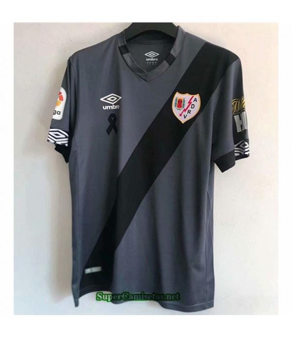 Tailandia Segunda Equipacion Camiseta Rayo Vallecano 2020/21