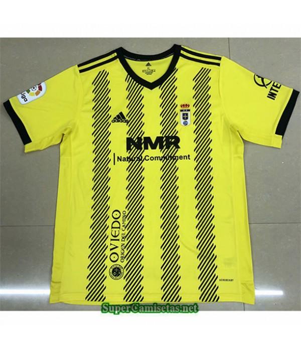 Tailandia Segunda Equipacion Camiseta Real Oviedo 2020/21