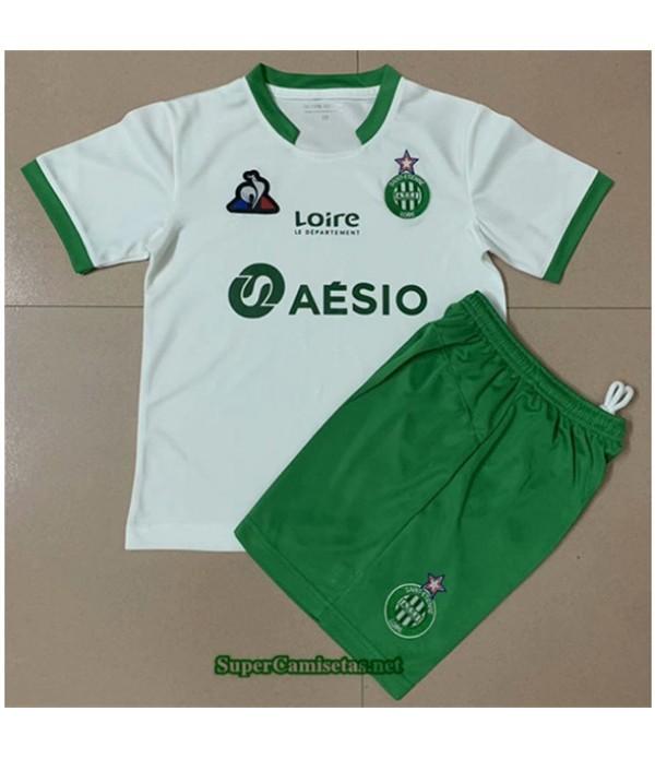 Tailandia Segunda Equipacion Camiseta Santo Etienne Niños 2020/21