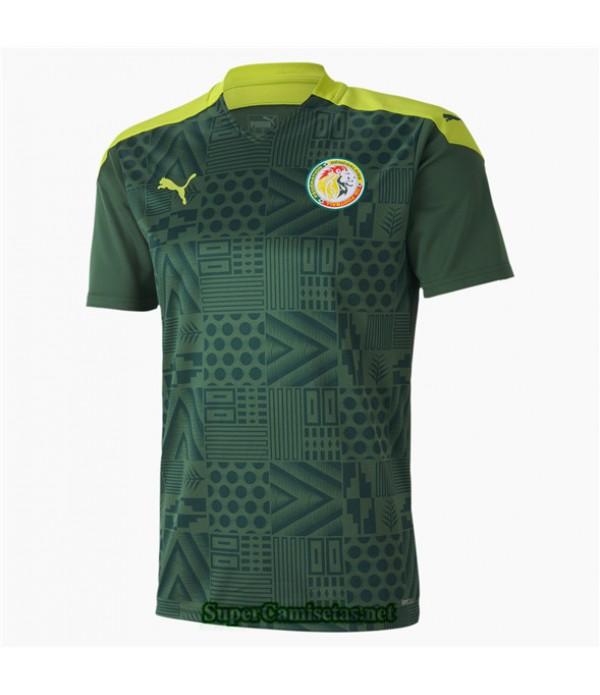 Tailandia Segunda Equipacion Camiseta Senegal 2020/21