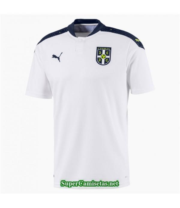 Tailandia Segunda Equipacion Camiseta Serbia 2020/21