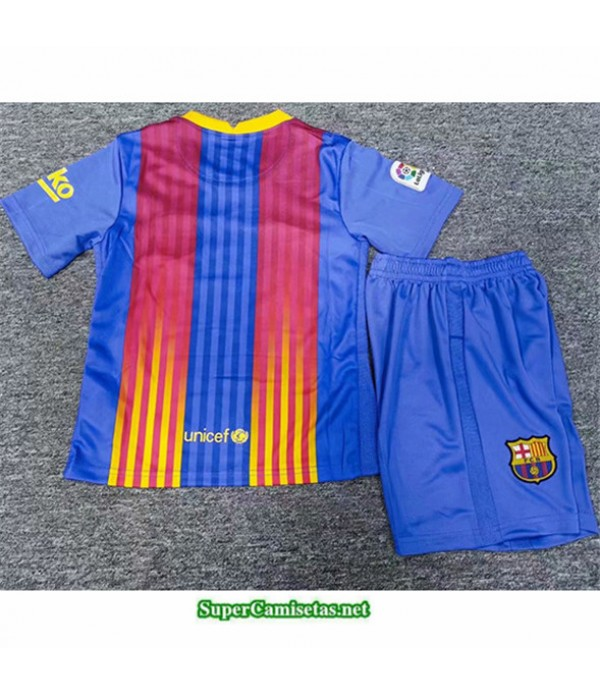 Tailandia Tercera Equipacion Camiseta Barcelona Niño 2020/21