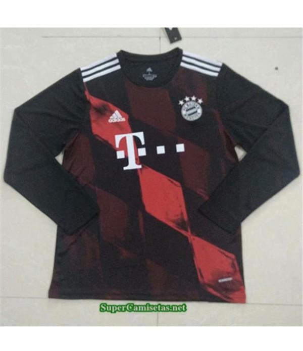 Tailandia Tercera Equipacion Camiseta Bayern Munic...