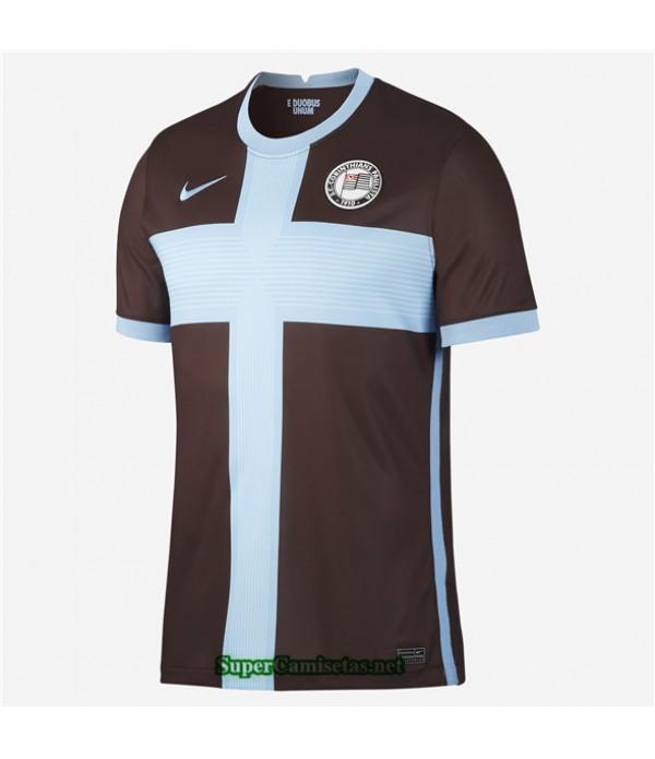 Tailandia Tercera Equipacion Camiseta Corinthians 2020/21