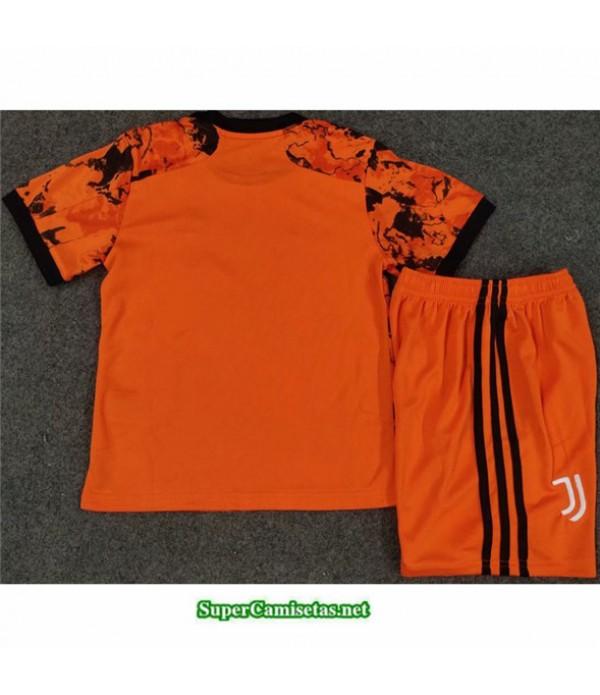 Tailandia Tercera Equipacion Camiseta Juventus Niño 2020/21