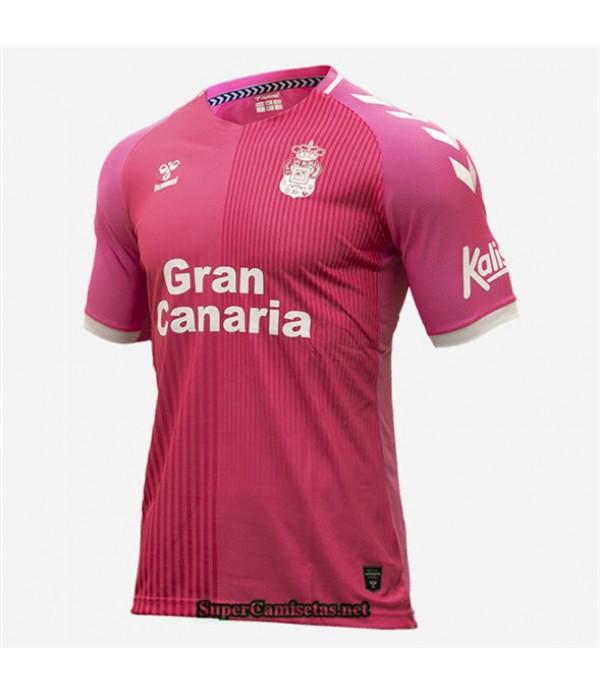 Tailandia Tercera Equipacion Camiseta Las Palmas Rosa 2020/21