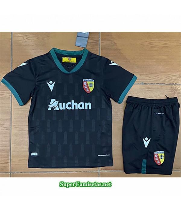 Tailandia Tercera Equipacion Camiseta Lens Niños 2020/21