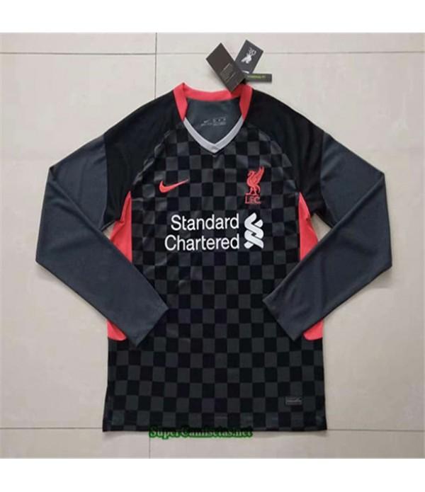 Tailandia Tercera Equipacion Camiseta Liverpool Ma...