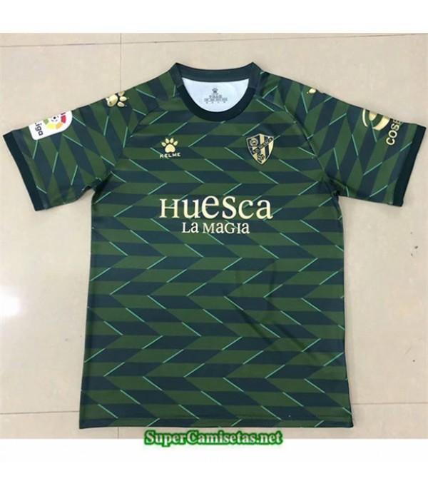 Tailandia Tercera Equipacion Camiseta Sd Huesca 2020/21
