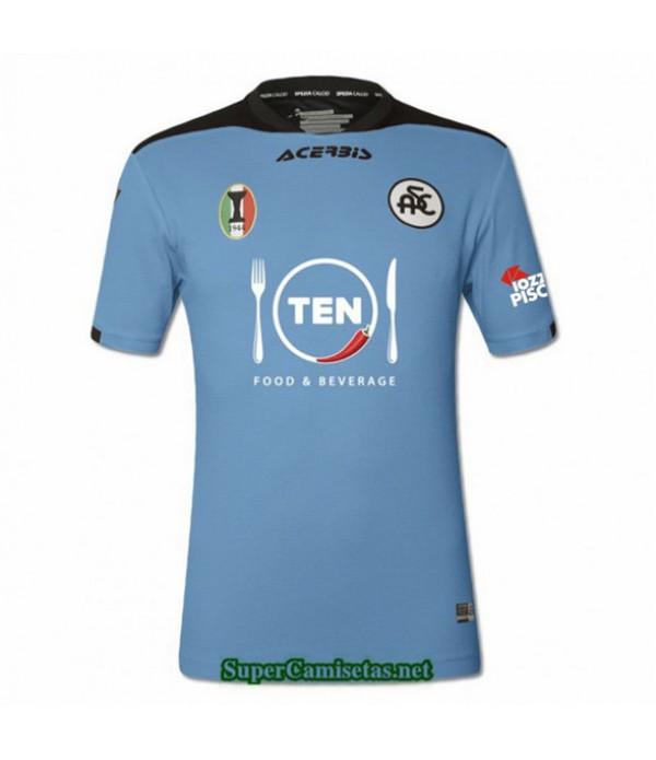 Tailandia Tercera Equipacion Camiseta Spezia Calcio 2020/21