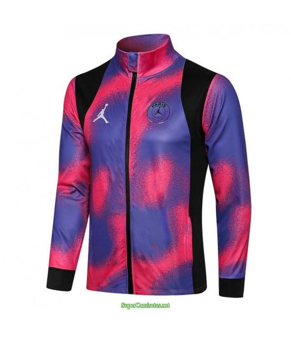 Tailandia Camiseta Psg Jordan Chaqueta Couleur 2021