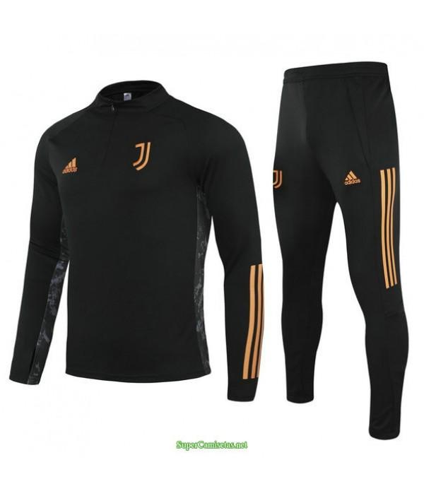 Tailandia Chandal De Foot Champions League Juventus Negro 2021