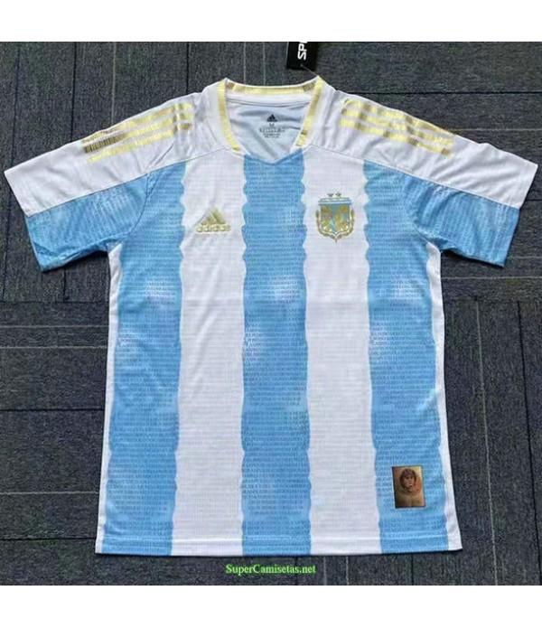 Tailandia Equipacion Camiseta Argentina Edición Conmemorativa 2021