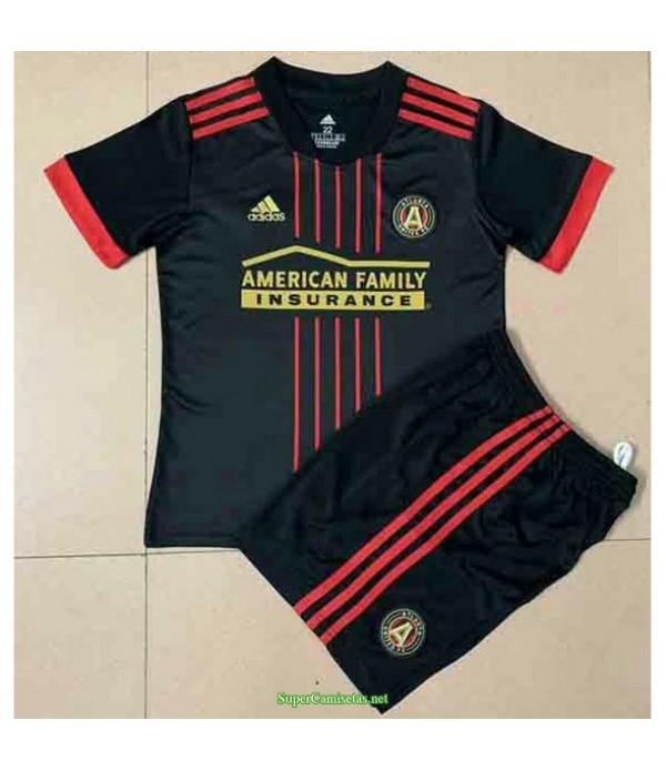 Tailandia Equipacion Camiseta Atlanta Ninos 2021