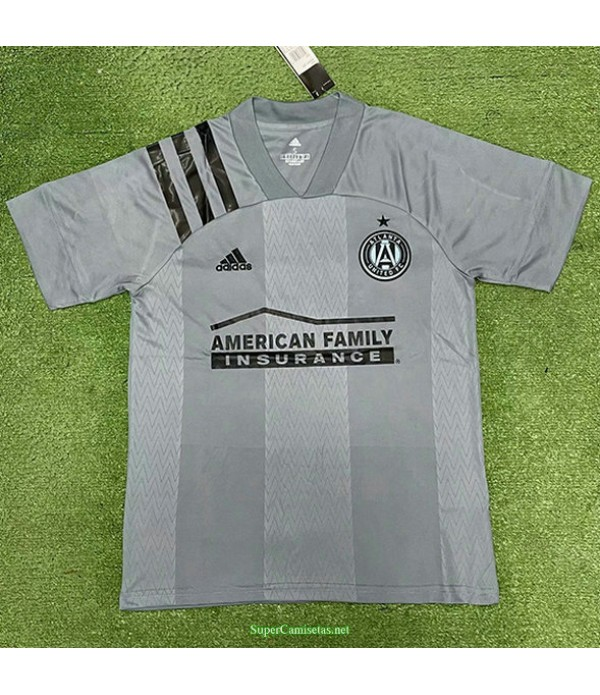 Tailandia Equipacion Camiseta Atlanta United Edición Especial Negro/gris 2021