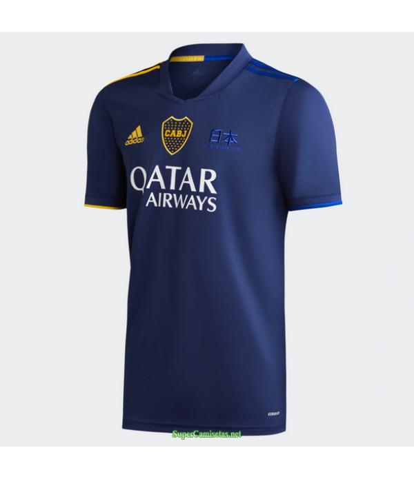 Tailandia Equipacion Camiseta Boca Juniors Fourth 2020