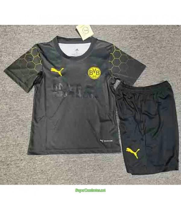 Tailandia Equipacion Camiseta Borussia Dortmund Ninos Balr 2020
