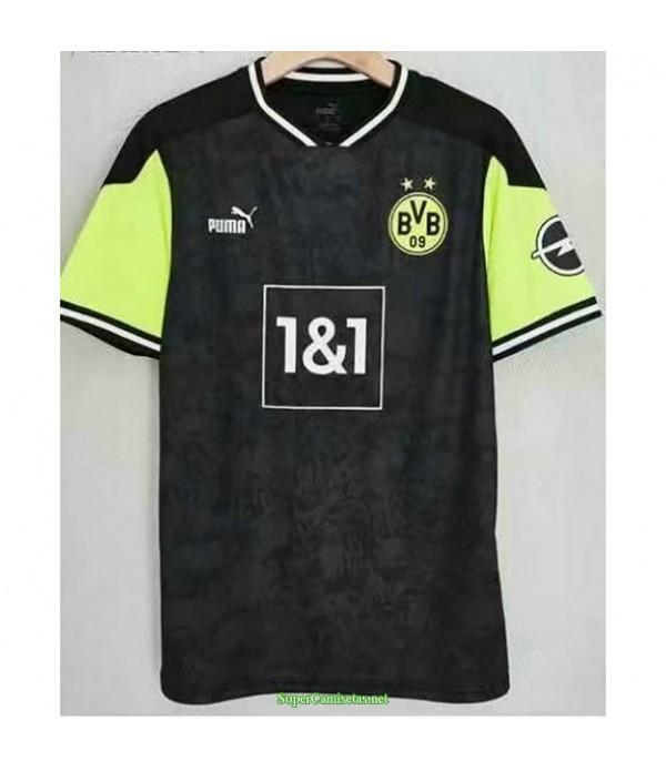 Tailandia Equipacion Camiseta Borussia Dortmund Ve...