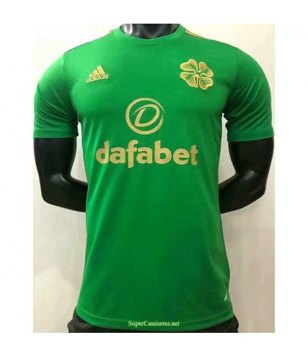 Tailandia Equipacion Camiseta Celtic Verde 2021