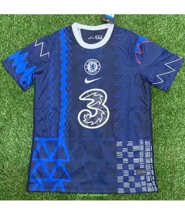 Tailandia Equipacion Camiseta Chelsea Pre Match En...