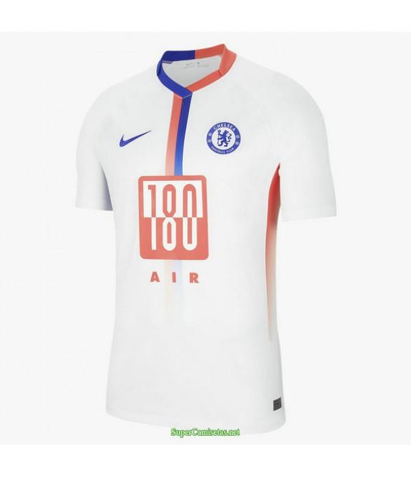 Tailandia Equipacion Camiseta Chelsea Fourth Edici...