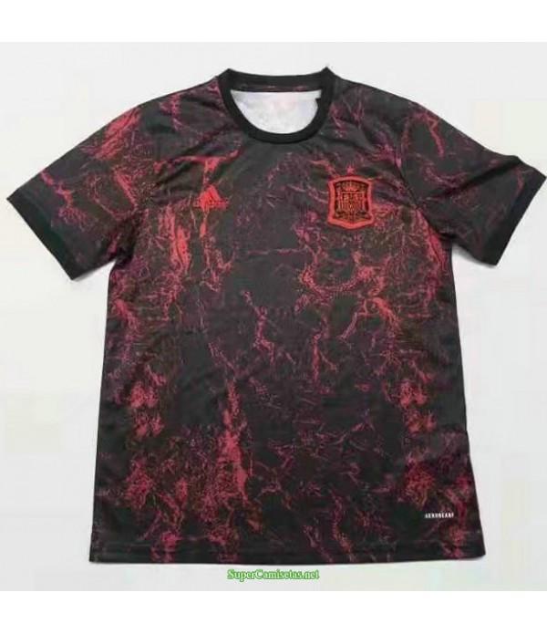 Tailandia Equipacion Camiseta España Pre Match En...