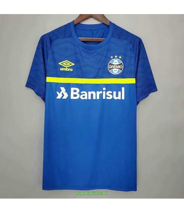 Tailandia Equipacion Camiseta Gremio Azul 2021