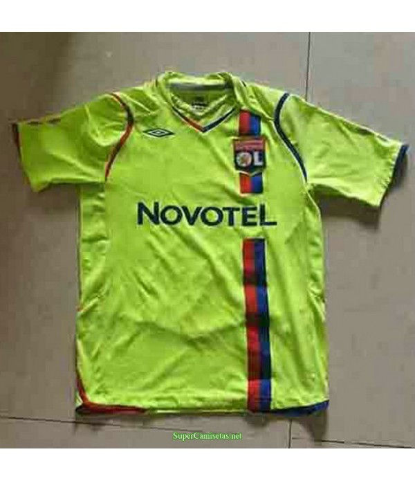 Tailandia Equipacion Camiseta Hombre Lyon Champions League