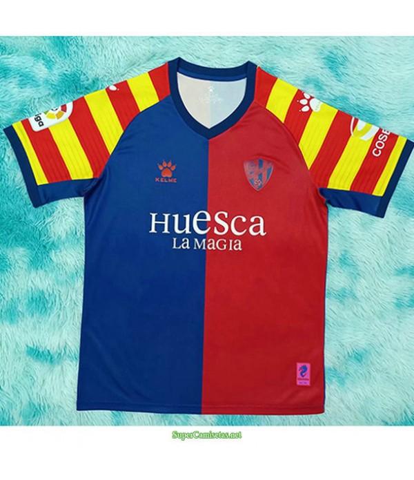 Tailandia Equipacion Camiseta Huesca Edición Conmemorativa 2021