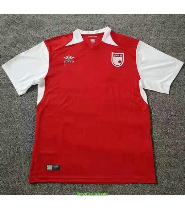 Tailandia Equipacion Camiseta Independiente Santa Fe 80 Aniversario 2021