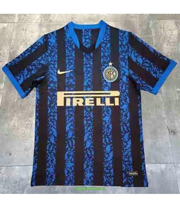 Tailandia Equipacion Camiseta Inter Milan Entrenam...