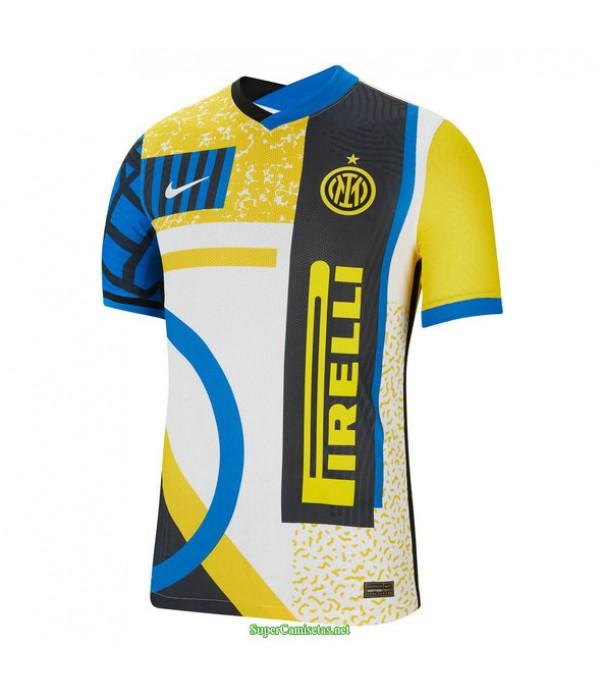 Tailandia Equipacion Camiseta Inter Milan Fourth 2...