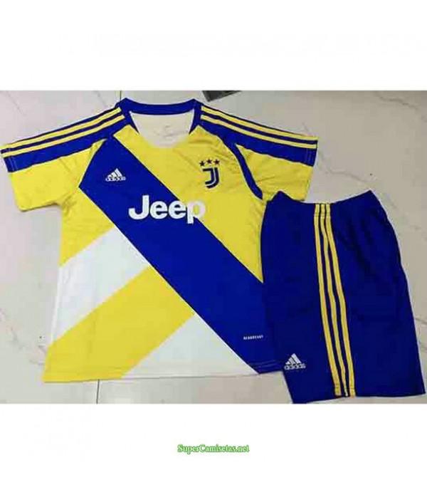 Tailandia Equipacion Camiseta Juventus Ninos Amari...