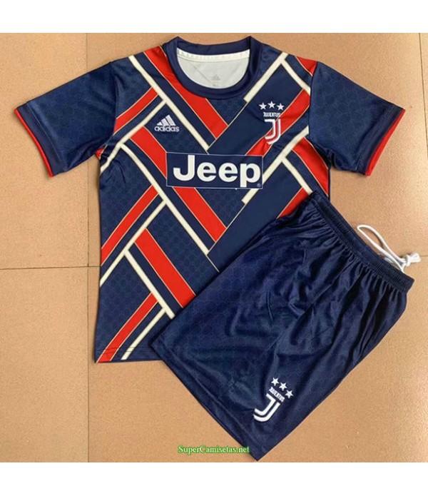 Tailandia Equipacion Camiseta Juventus Ninos Azul ...