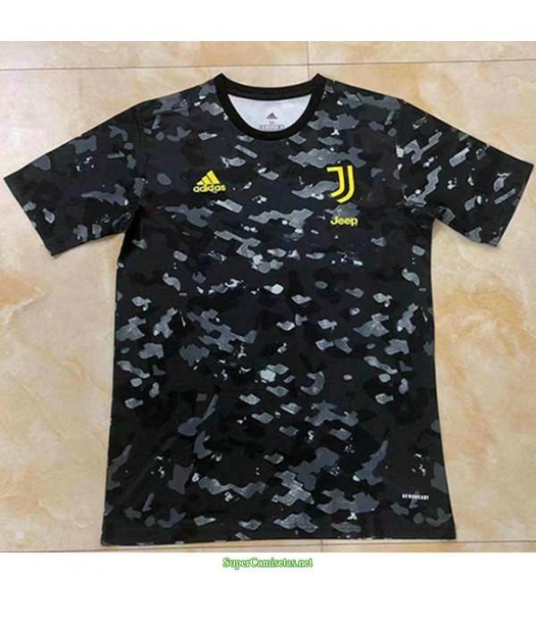 Tailandia Equipacion Camiseta Juventus Pre Match E...
