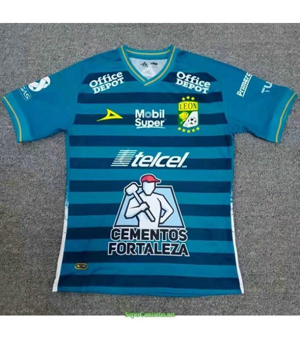 Tailandia Equipacion Camiseta Leon Verde 2021