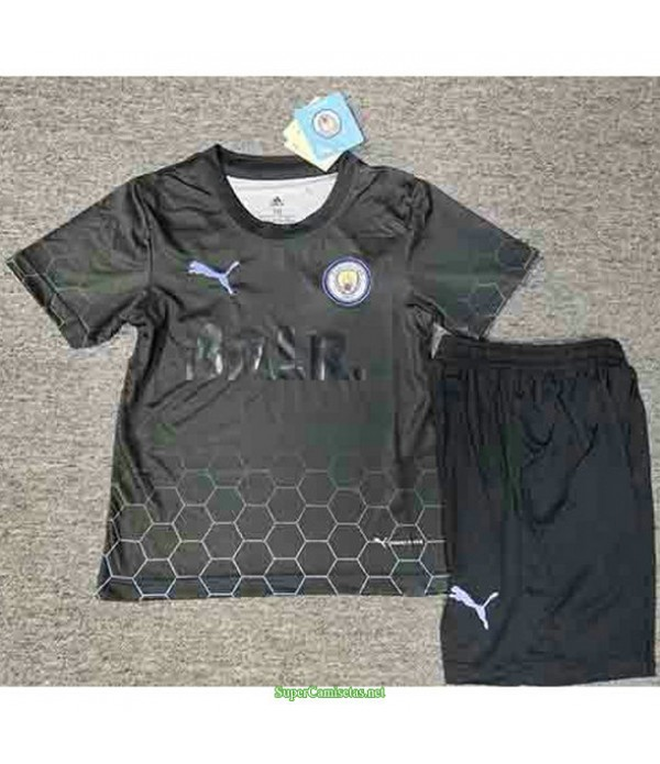 Tailandia Equipacion Camiseta Manchester City Ninos Balr 2020