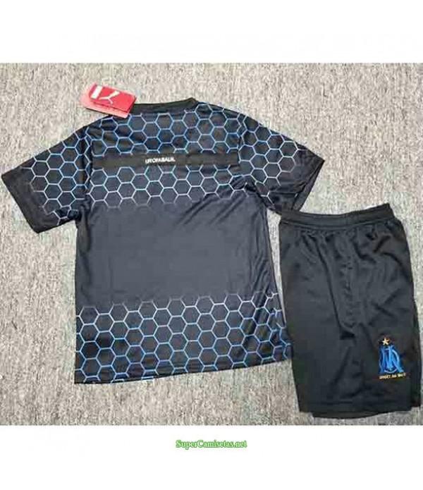 Tailandia Equipacion Camiseta Marsella Ninos Balr 2020