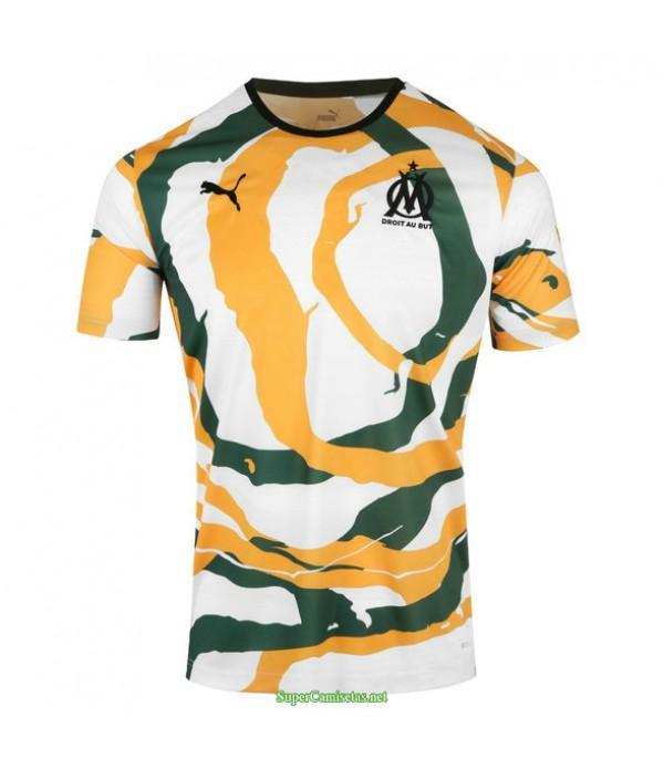 Tailandia Equipacion Camiseta Marsella Om Africa 2...