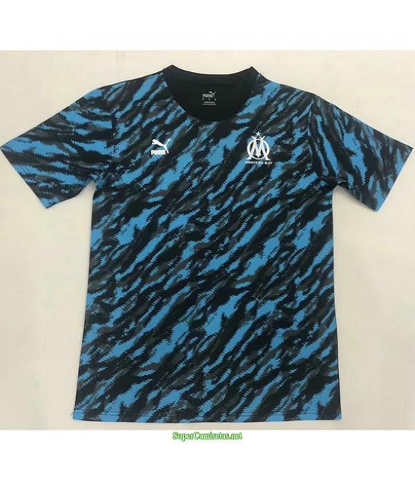 Tailandia Equipacion Camiseta Marsella Pre Match E...