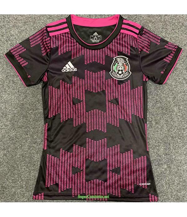 Tailandia Equipacion Camiseta México Mujer 2021