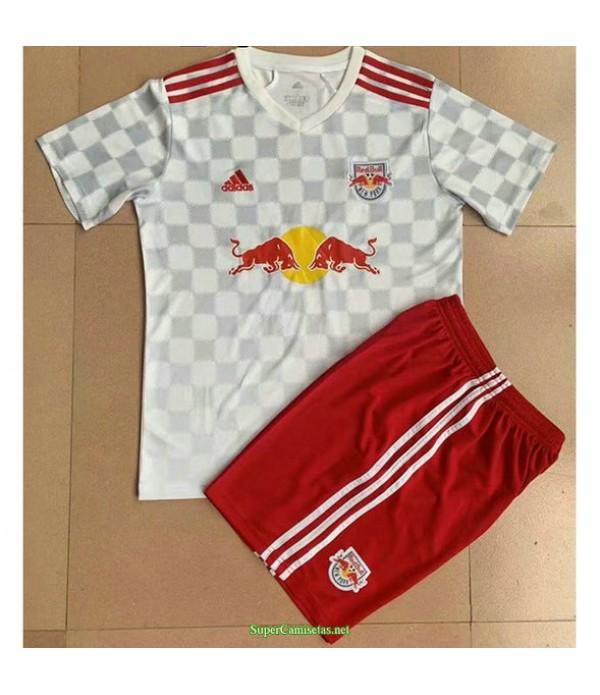 Tailandia Equipacion Camiseta New York Rojo Ninos 2021