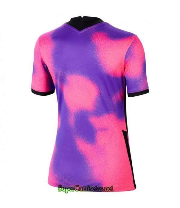 Tailandia Equipacion Camiseta Psg Mujer Fourth 2020